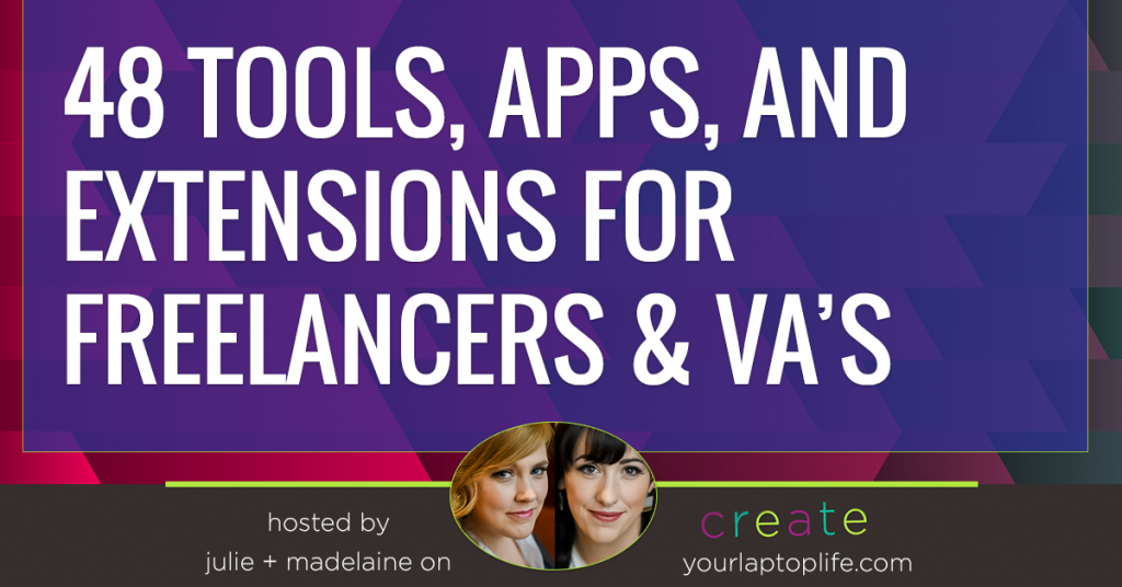 48 Tools, Extensions, and Apps For Freelancers